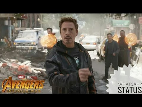 Marvel Studios' Avengers: Infinity War Official Whatsapp status