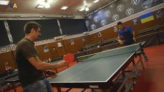 Настольный теннис | Ровесник