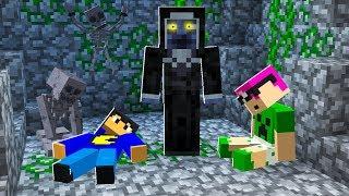 Minecraft: A FREIRA! (Assassinos)