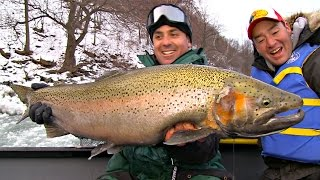 Niagara Steelhead Trout 101 - Uncut Angling - March 12, 2015