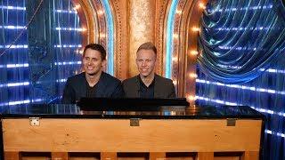 The Broadway.com Show: Benj Pasek and Justin Paul of DEAR EVAN HANSEN