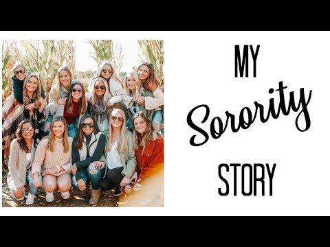 MY SORORITY STORY   ALPHA PHI
