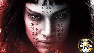 The Mummy (2017) – Movie Review