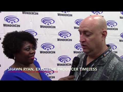 Shawn Ryan, Timeless - Executive Producer