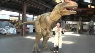 Super Realistic Dinosaur Suit