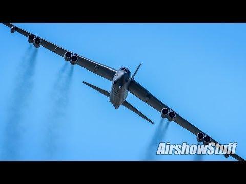Bomber Day at Oshkosh! - EAA AirVenture Oshkosh 2017