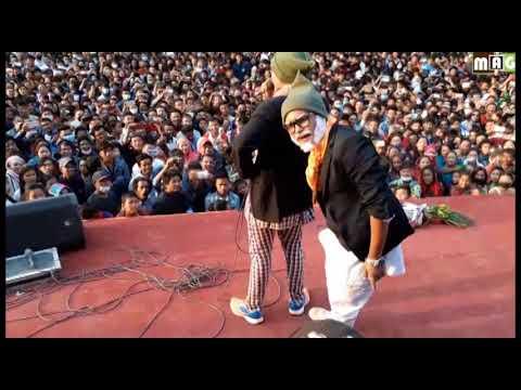 तक्मे र पाडेले  हँसाए यसरी || Nepali comedy Video Takme And Paade Live Stage Performance