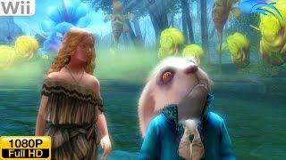 Alice in Wonderland - Wii Gameplay 1080p (Dolphin GC/Wii Emulator)