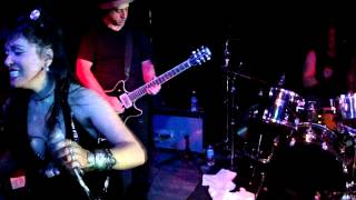 Annabella Lwin - Bow Wow Wow - I Want Candy - live @ Bowery Electric NYC
