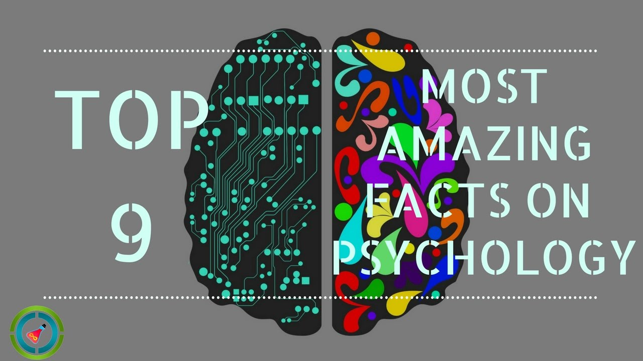 9 interesting facts of psychology