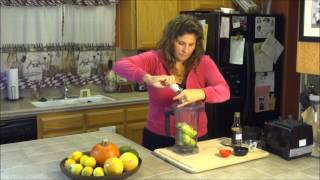 Raw Vegan Recipes -- Caesar Salad Dressing