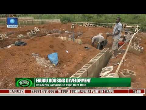 Enugu State Govt. Begins Construction Of N13bn Housing Project