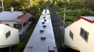 1050711駛入JR函館本線池田園駅前往函館的普通車