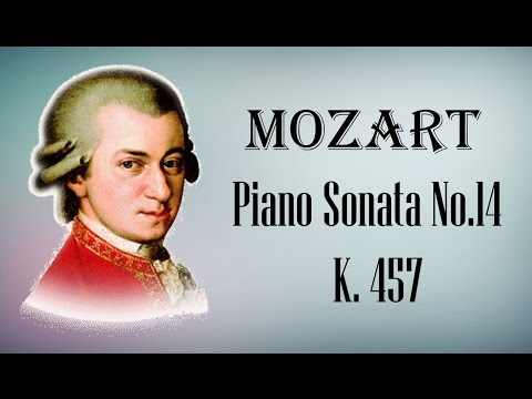 Mozart - Piano Sonata No.14 in C Minor, K. 457