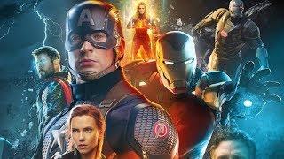 OFFICIAL Avengers Endgame Time Jump REVEALED