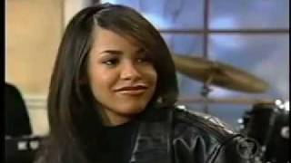Aaliyah One In A Million Live On Regis