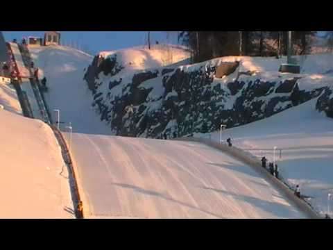 Johan Remen Evensen 240m in Vikersund