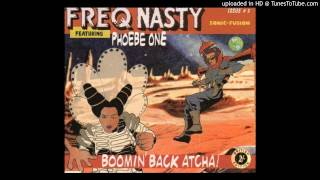 Freq Nasty ft. Phoebe One - Boomin