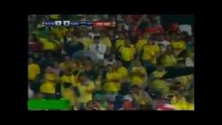 Ecuador 3 - 0 Chile Amistoso Internacional (15/08/12)