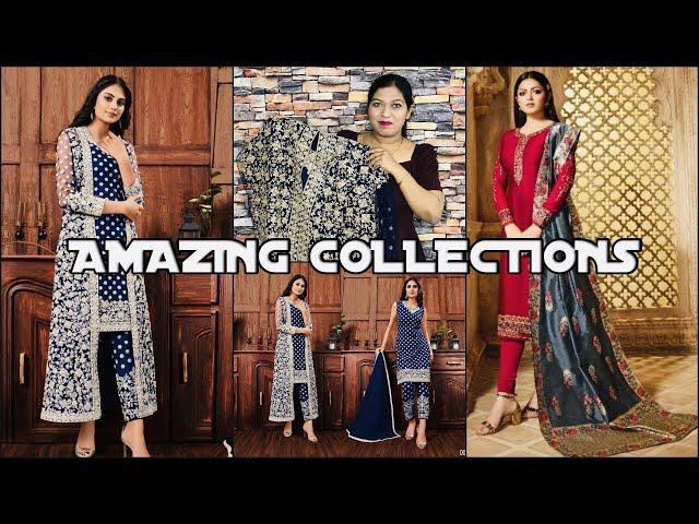 Designer Catalogue Salwar Kameez/ Partywear Salwar Kameez/ Latest Salwar Kameez 2021 #prititrendz