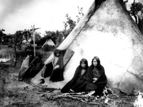 Native American Arapaho Tribe