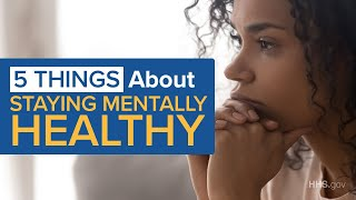 COVID-19 | Five Things About Staying Mentally Healthy During the COVID-19 Outbreak