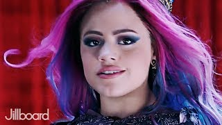 Sarah Jeffery - Queen Of Mean (Lyrics) Descendants 3
