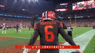 Baker Mayfield Rookie Mixtape (Highlights) - Never Recover