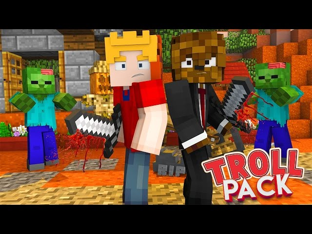 GLADIATORS? A NEW HOUSE? Troll Pack! #11 | clip60