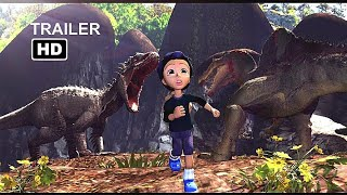 Spinosaur VS Indominus | Short teaser trailer