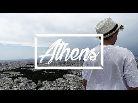 16 days of greece | Athens 4K