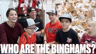 ARE WE GOING TO HAVE MORE KIDS?! | THIS IS HOW WE BINGHAM Q&A | WHO ARE THE BINGHAMS?