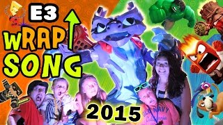 e3 2015 wrap up song free download skylanders superchargers infinity pvz just dance more