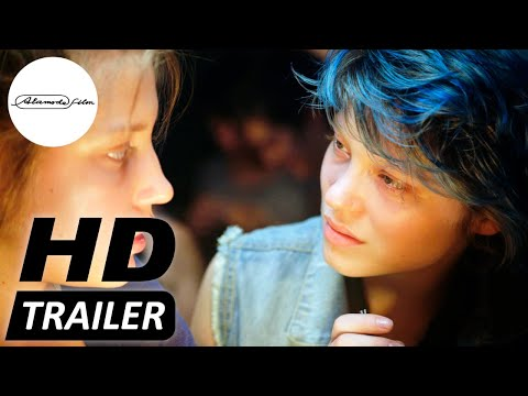 BLAU IST EINE WARME FARBE - Trailer deutsch