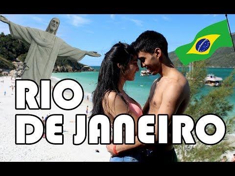 Viajamos a Rio de Janeiro // Fernando Fraga & Manuela Gimenez