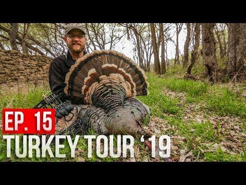KANSAS BOW BIRDS! - Best BROADHEAD For Turkeys!?