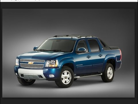 Chevrolet Avalanche 2017 Interior Exterior Price And Release Date