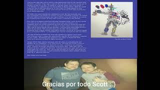 Gracias por todo Scott :')😔