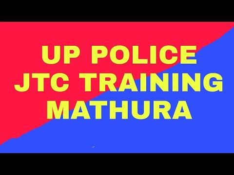 UP POLICE JTC TRAINING MATHURA 2016 ( SEHRA )