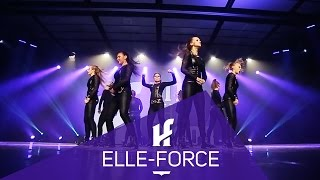 ELLE-FORCE | Showcase All-Stars | Hit The Floor Lévis#HTF2015