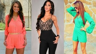 OUTFITS DE MODA 2016 2017 Moda para Mujer ♥ E.. 8c1eaf9e3795