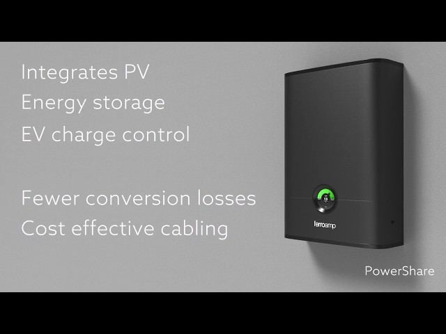 Ferroamp PowerShare technology