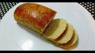 Bread   ഓവൻ ഇല്ലാതെ ഗോതമ്പ് മാവ് കൊണ്ട് അടിപൊളി ബ്രഡ് Bread   Recipe : 304