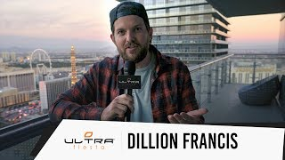 dillion francis exclusive interview in las vegas