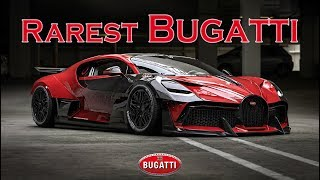 Top 10 Rarest And Expensive BUGATTI OF All Time | Top speed | Rare bugatti cars