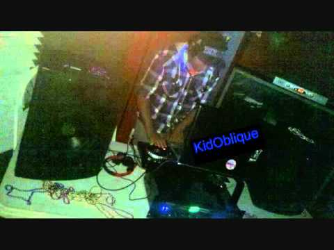 KidOblique hip hop mixx