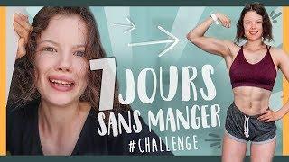 NE PAS MANGER PENDANT 7 JOURS !? / Jeûne Hydrique - Claire