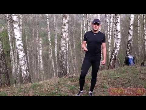 Тайтсы Craft Performance Run (Видео-обзор)