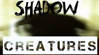 SHADOW PEOPLE Stories That Will make Your Hair Stand Up 👻😱