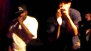 Cunninlynguists- Mic Like a Memory (Live)